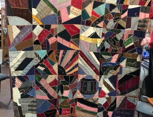 104-year-old quilt from Parkville donated to St. Joseph County Historical Society